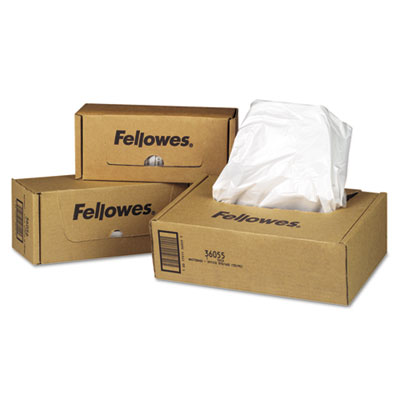 Fellowes® Powershred® Waste Bags