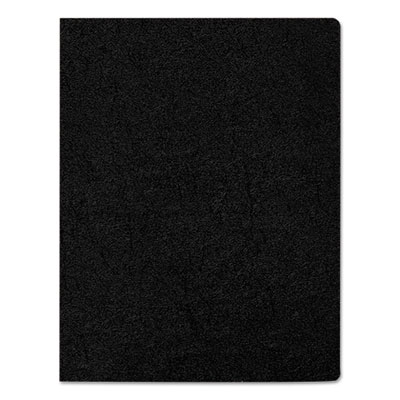 Fellowes® Executive Leather Textured Vinyl Presentation Covers for Binding Systems