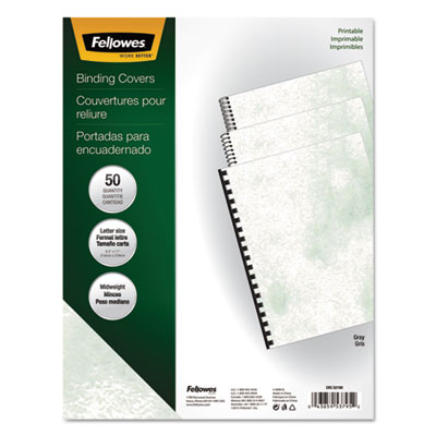 Fellowes® Copylux Printable Presentation Covers