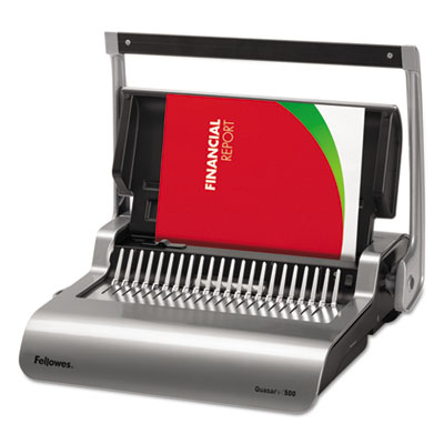 Fellowes® Quasar™ Comb Binding System