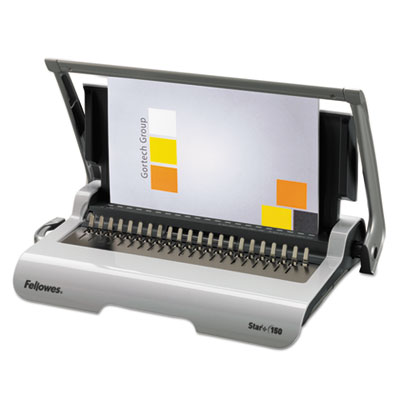 Fellowes® Star+ 150 Manual Comb Binding Machine