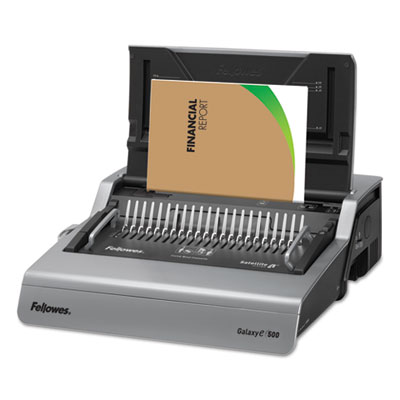 Fellowes® Galaxy™ E  Electric Wire Binding System
