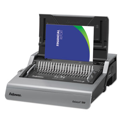 Fellowes® Galaxy™ Comb Binding Systems