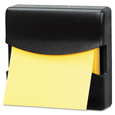 Fellowes® Plastic Partition Additions™ Pop-Up Note Dispenser