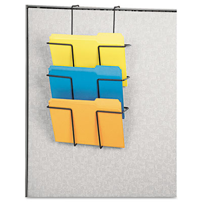 Fellowes® Wire Partition Additions™ Triple File Pocket