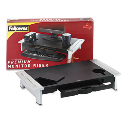 Fellowes® Office Suites™ Premium Monitor Riser