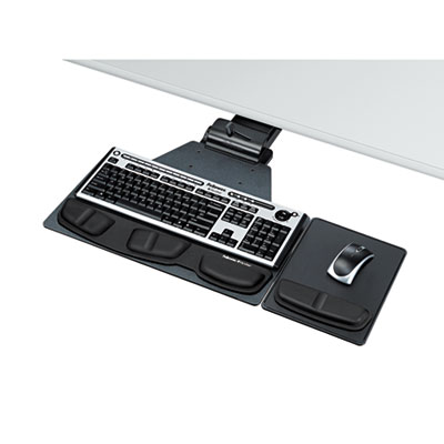Fellowes® Professional Series Executive Keyboard Tray