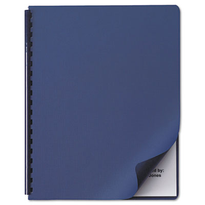Swingline™ GBC® Linen Textured Standard Presentation Covers for Binding Systems