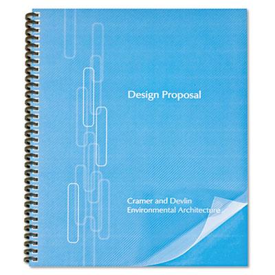 Swingline™ GBC® ProClick® Pre-Punched Presentation Covers