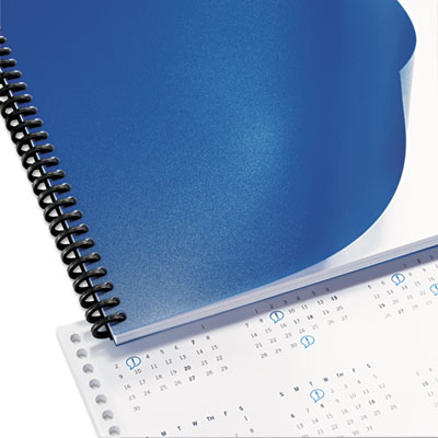 Swingline™ GBC® Opaque Plastic Presentation Covers for Binding Systems