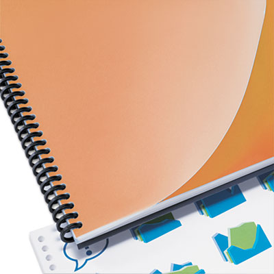 Swingline™ GBC® Design View™ Poly Presentation Covers for Binding Systems