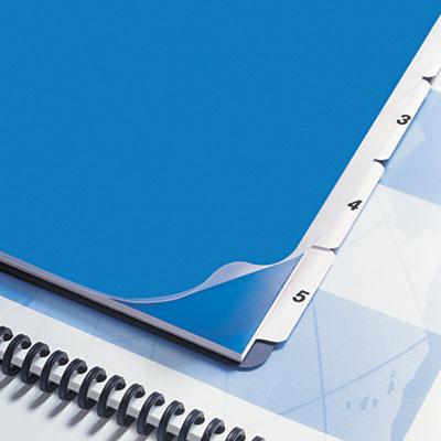 Swingline™ GBC® Numbered Index Tabs