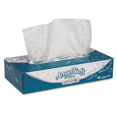 Georgia Pacific® Professional Angel Soft ps Ultra® Premium Facial Tissue