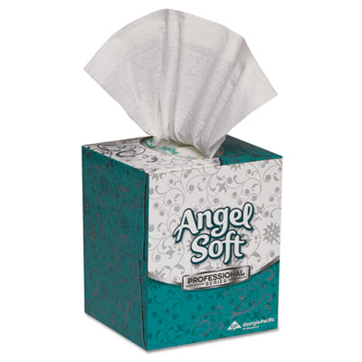 Georgia Pacific® Professional Angel Soft ps® Premium White Facial Tissue