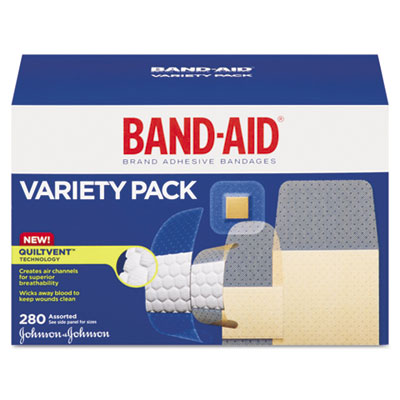 BAND-AID® Sheer/Wet Flex Adhesive Bandages