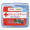 Johnson & Johnson® Red Cross® Safe Travels™ First Aid Kit