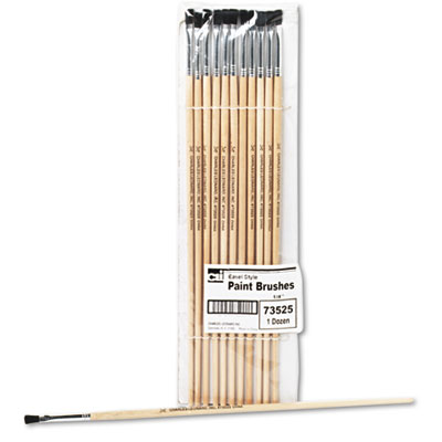 Charles Leonard® Long Handle Easel Brush