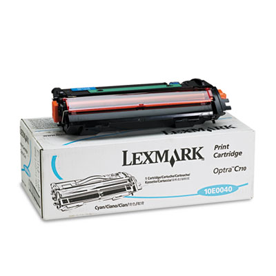 Lexmark™ 10E0040, 10E0041, 10E0042, 10E0043 Laser Cartridge