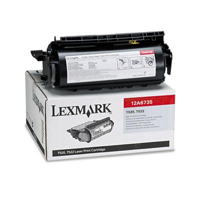 Lexmark™ 12A3160, 12A3360, 12A5361, 12A6735, 12A6830, 12A6835, 12A6839 Laser Cartridge