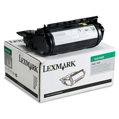 Lexmark™ 12A7365, 12A7465, 12A7469 Toner