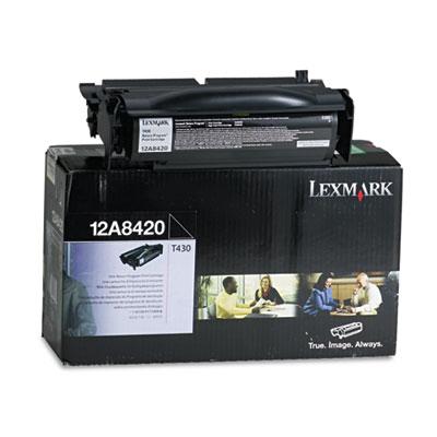 Lexmark™ 12A8420, 12A8425 Laser Cartridge