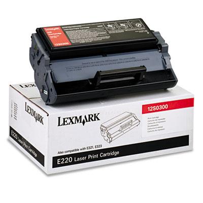 Lexmark™ 12S0300, 12S0400 Laser Cartridge