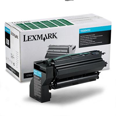 Lexmark™ 15G041C, 15G041K, 15G041M, 15G041Y, 15G042C, 15G042K, 15G042M, 15G042Y Laser Cartridge