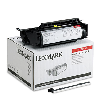 Lexmark™ 17G0152, 17G0154 Laser Cartridge