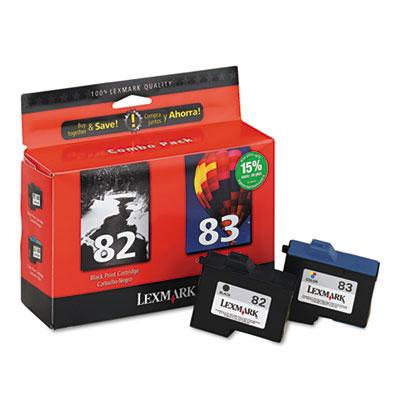 Lexmark™ 18L0860 (82, 83) Inkjet Cartridge