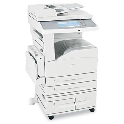 Lexmark™ X862dte Multifunction Laser Printer