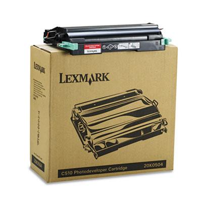 Lexmark™ 20K0504 Photo Developer