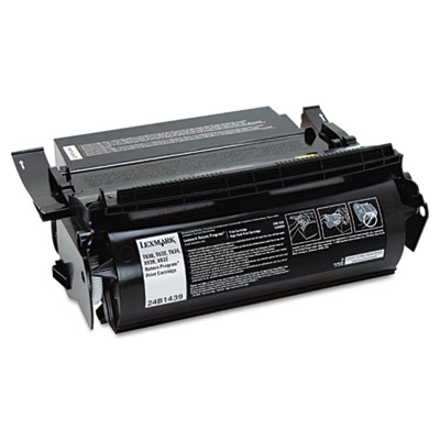 Lexmark™ 24B1434, 24B1439 Toner Cartridge