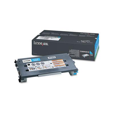 Lexmark™ C500H2CG-C500S2YG Toner Cartridge