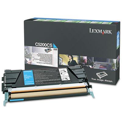 Lexmark™ C5200CS - C5222YS Toner Cartridge