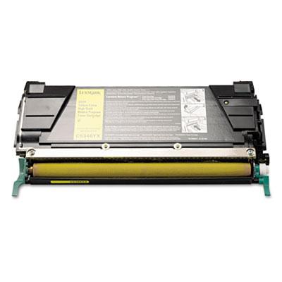Lexmark™ C5346YX, C5346MX, C5346CX Laser Cartridge