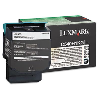 Lexmark™ C540H1YG - C540A1KG Toner Cartridge
