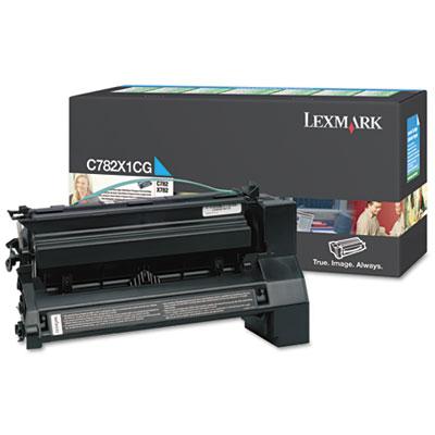 Lexmark™ C782X1CG, C782X1KG, C782X1MG, C782X1YG Laser Cartridge