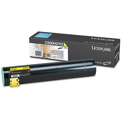 Lexmark™ C930H2YG Laser Cartridge