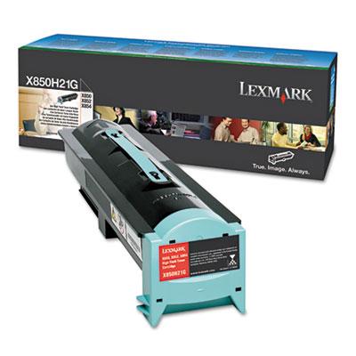 Lexmark™ X850H21G Laser Cartridge