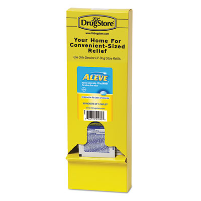 Aleve® Pain Reliever Tablets Refill Packs