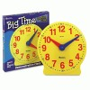 Learning Resources® Big Time™ Learning Clocks® 12-Hour Demonstration Clock