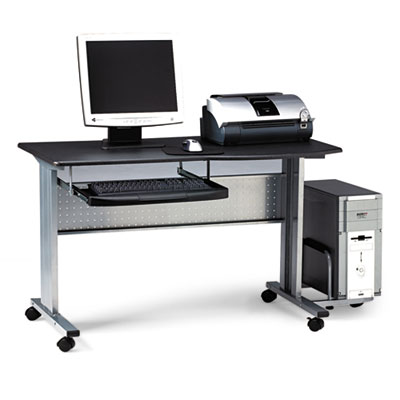 Mayline® Eastwinds™ Series Mobile Work Table