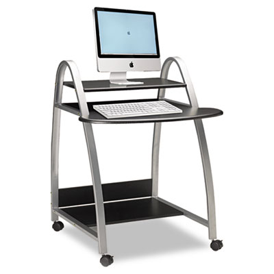 Mayline® Eastwinds™ Arch Computer Cart