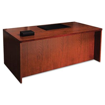Mayline® Mira Series Straight Front Desk