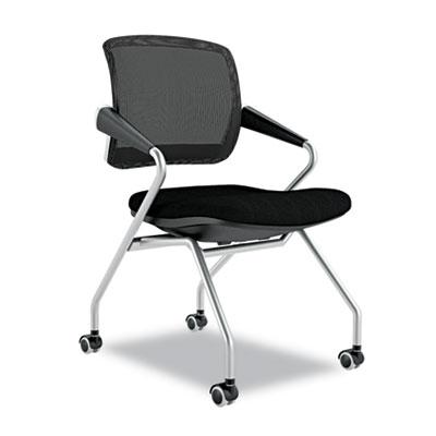Mayline® Valoré® Training Series Mid-Back Nesting Chair