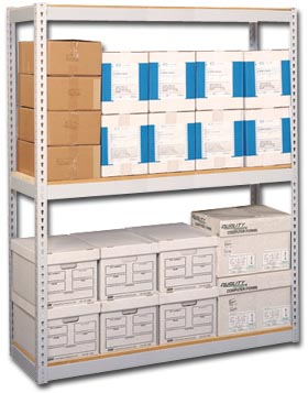 RIVET RACK BULK STORAGE
