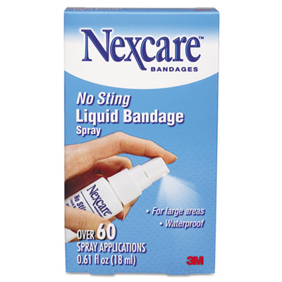 Nexcare™ No Sting Liquid Bandage Spray