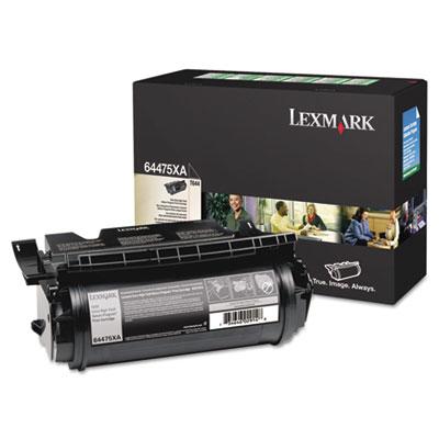 Lexmark™ 64475XA Toner Cartridge