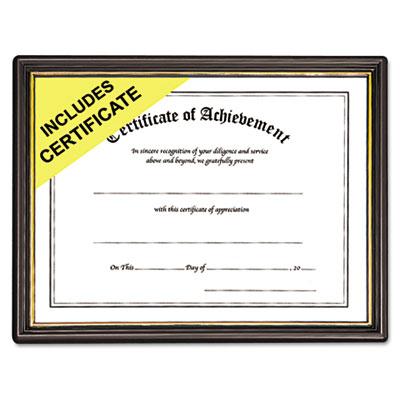 NuDell™ Economy Pre-Framed Award Certificate