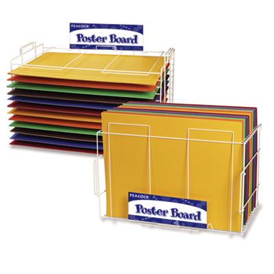 Board poster storage